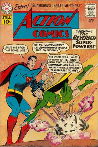 Action Comics (1938) 274-A by DC