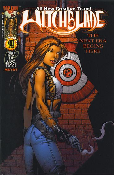 Witchblade 40-D by Top Cow