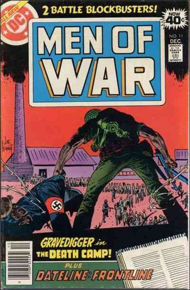 Men of War (1977) 11-A by DC