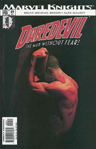 Daredevil (1998) 59-A by Marvel