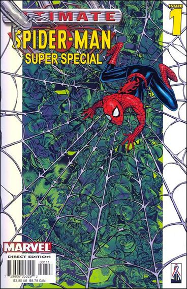 Ultimate Spider-Man: Super Special 1-A by Marvel