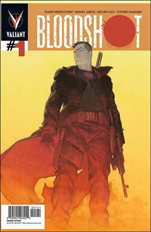Bloodshot (2012) 1-D