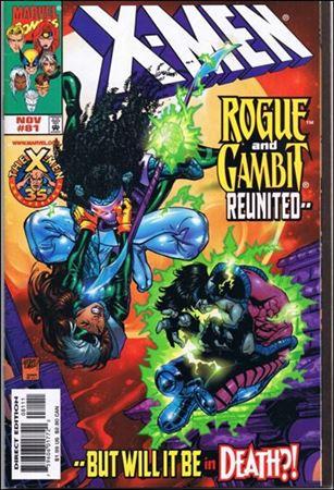 X-Men (1991) 81-A