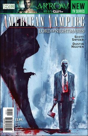 American Vampire: Lord of Nightmares 5-A