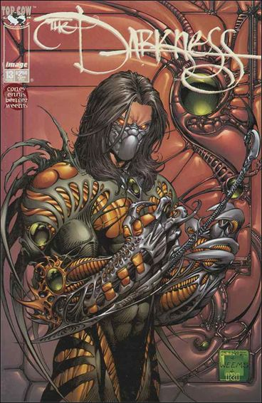 Darkness (1996) 13-A by Top Cow