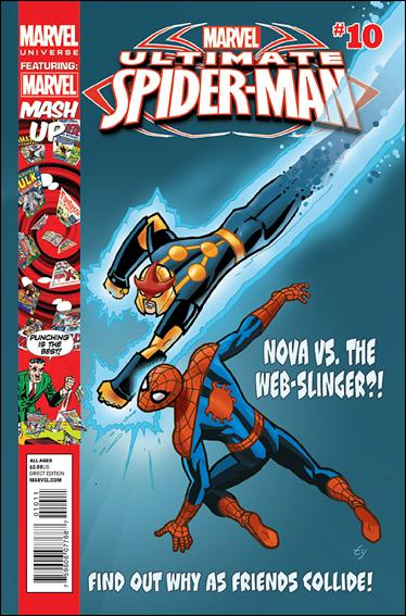 Ultimate Spider-Man (2012) 10-A by Marvel
