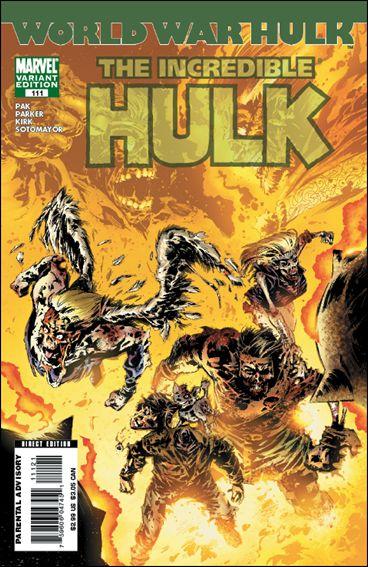 Incredible Hulk (2000)  111-B by Marvel