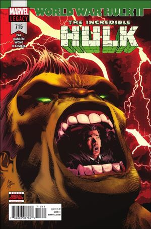 Incredible Hulk (1968) 715-A