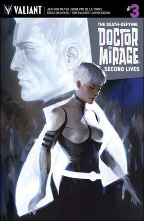 Death-Defying Doctor Mirage: Second Lives 3-A