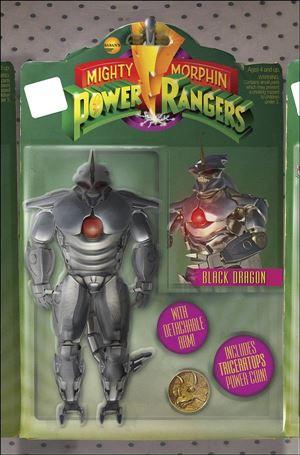 Mighty Morphin Power Rangers 14-B