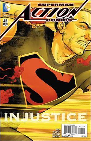 Action Comics (2011) 45-A