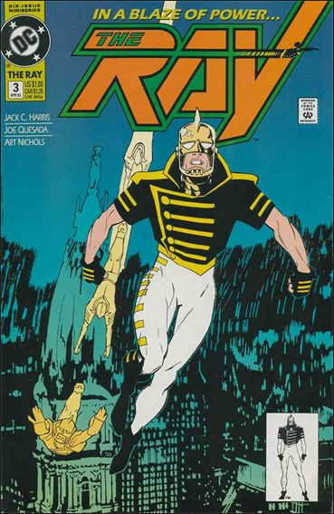 Ray (1992) 3-A by DC