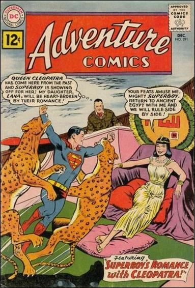 Adventure Comics (1938) 291-A by DC