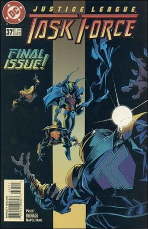 Justice League Task Force 37-A