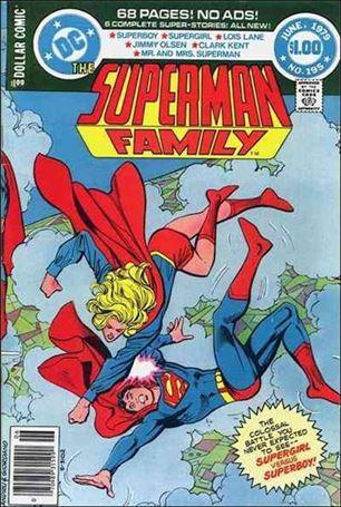 Superman Family 195-A