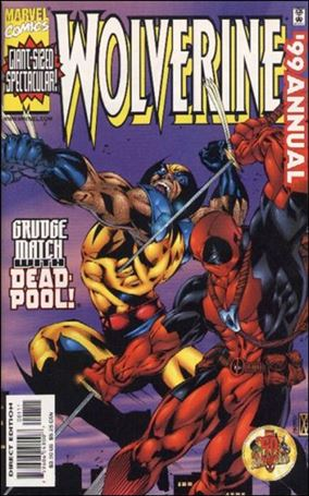 Wolverine Annual 1999-A