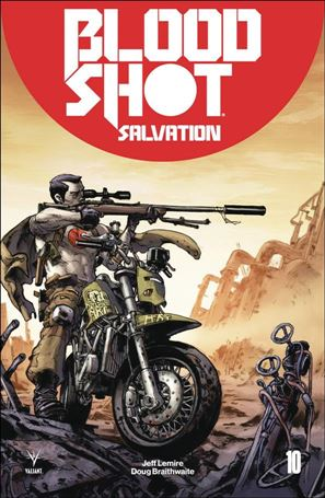 Bloodshot Salvation 10-C