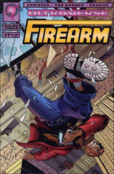 Firearm 7-A by Malibu