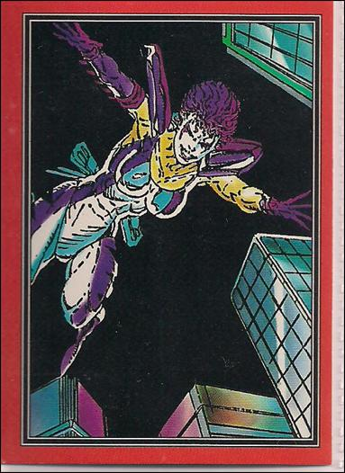 Youngblood: Series 1 (Base Set) 34-A by Comic Images