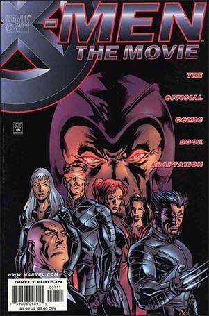 X-Men Movie Adaptation 1-A
