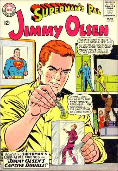 Superman's Pal Jimmy Olsen 83-A by DC
