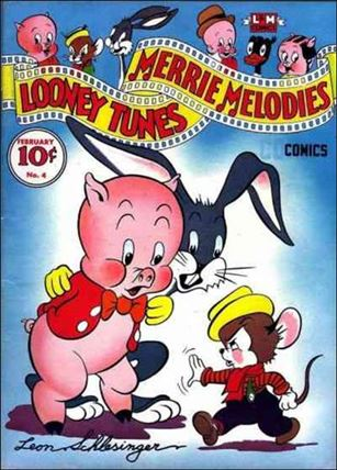 Looney Tunes and Merrie Melodies 4-A
