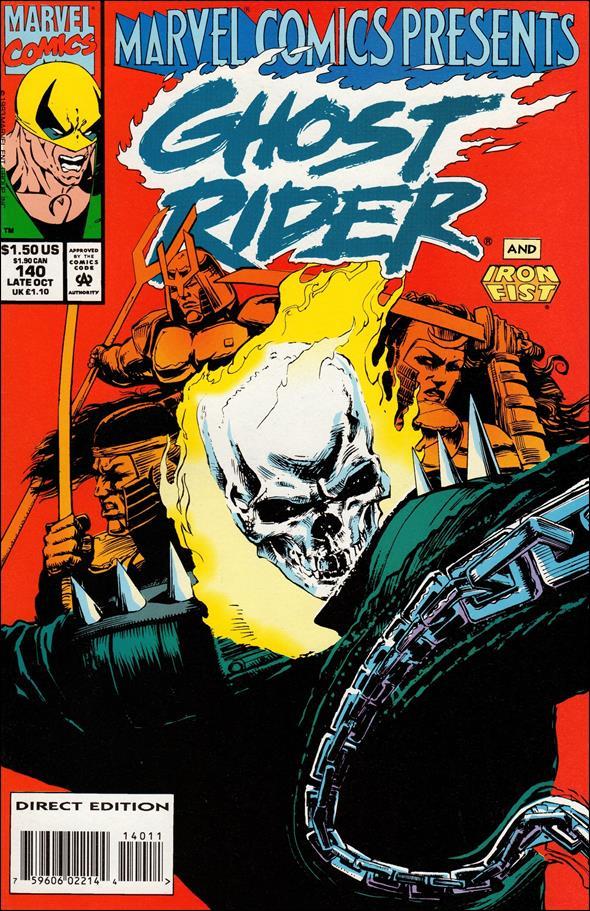 Marvel Comics Presents (1988) 140-A by Marvel