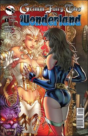 Grimm Fairy Tales Vs. Wonderland 1-A