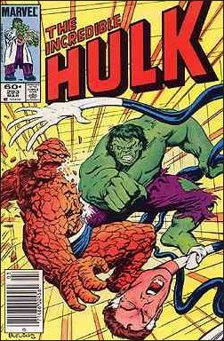 Incredible Hulk (1968) 293-A by Marvel