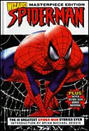 Wizard Spider-Man Masterpiece Edition 1-A by Wizard Press
