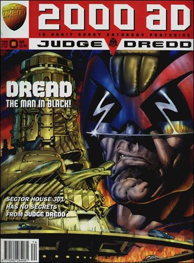 2000 A.D. (UK) 974-A by Rebellion