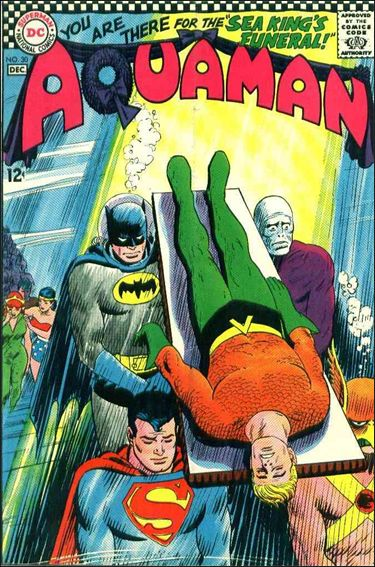Aquaman (1962) 30-A by DC