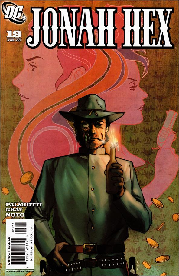 Jonah Hex (2006) 19-A by DC