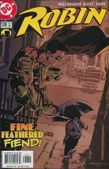 Robin (1993) 138-A by DC