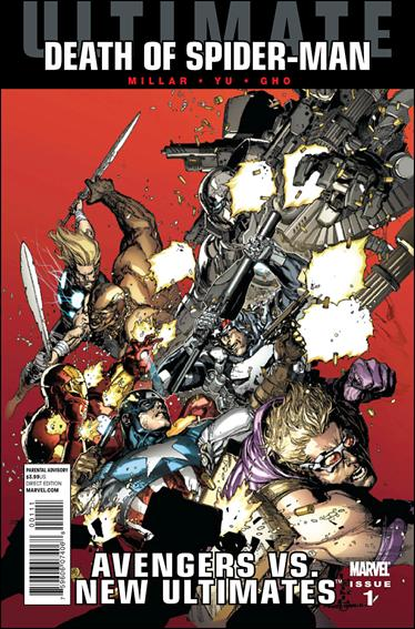 Ultimate Avengers vs New Ultimates 1-A by Marvel