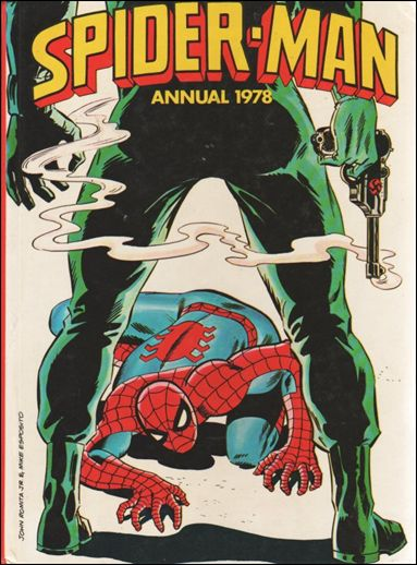 Spider-Man Annual (UK) 1978-A by Marvel UK