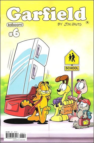 Garfield 6-A by Kaboom!