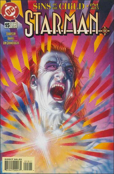 Starman (1994) 15-A by DC