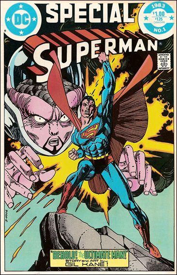Superman Special (1983) 1-A by DC