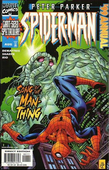 Peter Parker: Spider-Man Annual 1999-A by Marvel