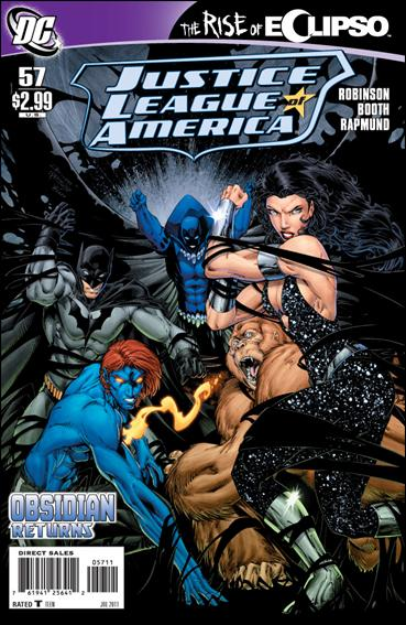 Justice League of America (2006) 57-A by DC