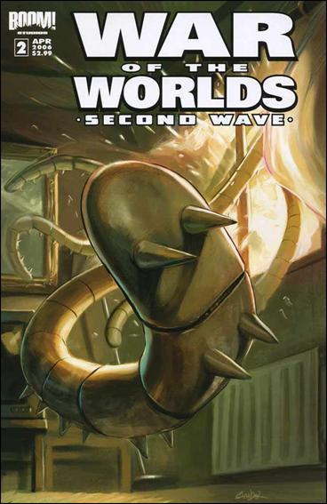 War of the Worlds: Second Wave 2-A by Boom! Studios