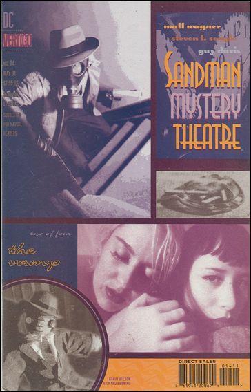Sandman Mystery Theatre 14-A by Vertigo