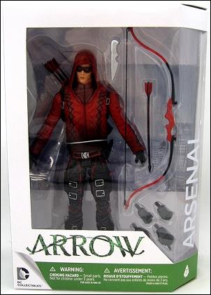 DC Comics: Arrow The TV Series Arsenal by DC Collectibles