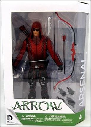 DC Comics: Arrow The TV Series Arsenal