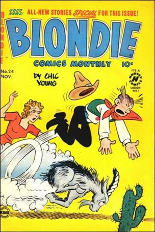 Blondie Comics (1950) 24-A