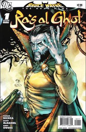 Bruce Wayne: The Road Home: Ra's Al Ghul 1-A