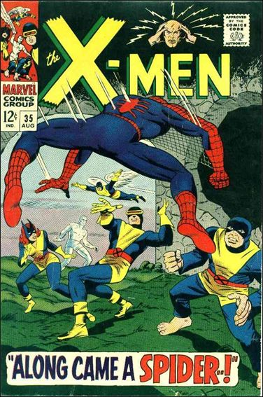 X-Men (1963) 35-A by Marvel