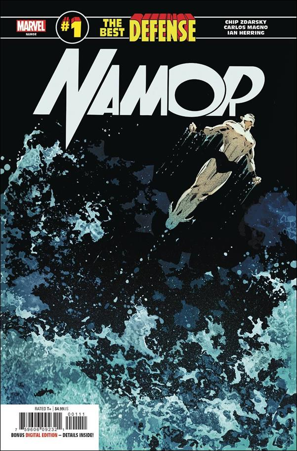 Namor: The Best Defense 1-A by Marvel