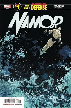 Namor: The Best Defense 1-A